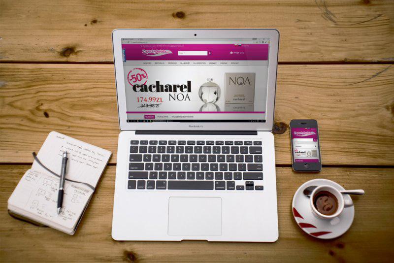 Sklep internetowy ZapachySwiata.com