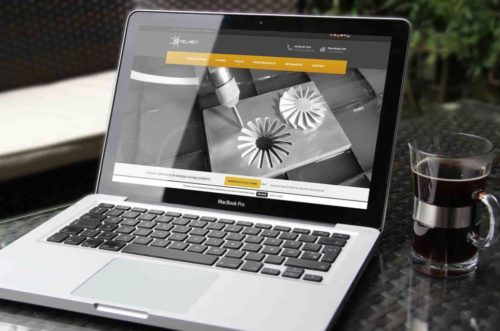 Strona internetowa dla firmy Stelmet