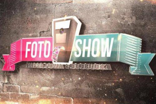 Projekt loga dla Foto Show Imprezowa fotobudka