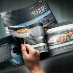 Projekt katalogu dla Devil Cars