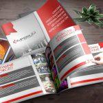 Projekt katalogu dla Imperium Group