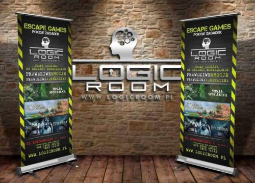 Roll-up Logic Room