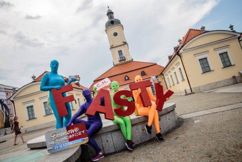 Kampania reklamowa Domowe Metamorfozy dla Centrum Handlowe Fasty Białystok