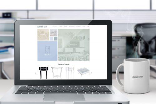 Strona internetowa comfortteam