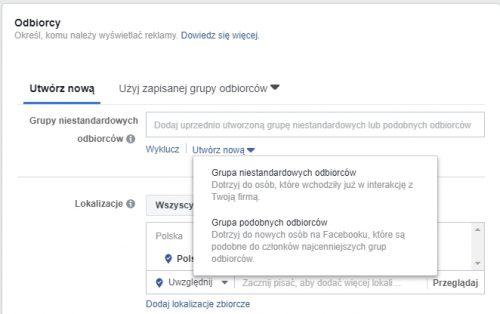 Kilka sposobów na utrzymanie odpowiedniej grupy odbiorców Twojej Kampanii na Facebooku