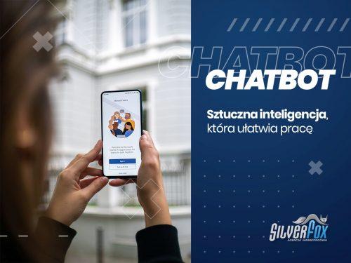 Chatbot- sztuczna inteligencja, która ułatwia pracę